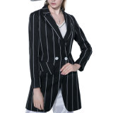 High Quality Womens Cotton Blazer Suit