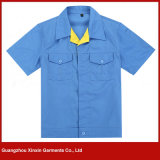 High Quality Short Sleeve Safety Wear Uniform for Summer (W101)
