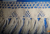 New Style Cotton Crochet Fringe Lace for Curtain Table Cloth