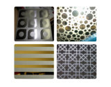 Etched Stainless Steel Decorative Sheet for Kitchenware Made in China