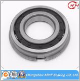 China Supplier Cylindrical Roller Bearing with Snap Ring Nup208nr
