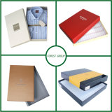 Custom Color Print Cardboard Packaging Box for Suits Clothes