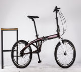 "Folding Bicycle 3 Speed Aluminum Alloy Frame 20"" Folding Bike"