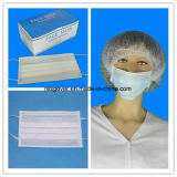 3 Ply Disposable Non Woven Face Mask for Hospital