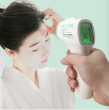 in Stock Medical Portable Non-Contact Forehead Infrared Thermometer Digital Laser Temperature Gun for Health with Ce FDA