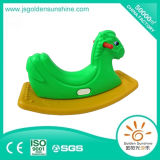 Indoor Playground Equipment Plastic Rocking Horse Rocking Amusement Toy