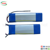 Factory Wholesale SGS 063093 1800mAh 3.7V Lipo Battery