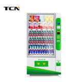 Beverage and Snacks Automatic Vending Machine with Bill Reader and Coin Changer