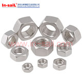 China Fasteners Manufacturer DIN934 Steel Screw Nut Shenzhen Port