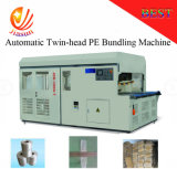 High Speed Automatic Twin Head PE Rope Bundling Machine