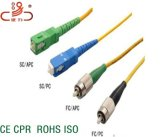 Fast Connector Sc APC Sc Upc Corning Cable Fiber Optical Patch Cord Price