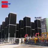 Anodizing LNG High Pressure Vaporizer for Regas Station/Combined Type