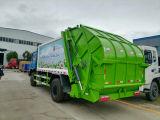 Dongfeng Rear Loader Refuse Compactor Garbage Disposal Trucks