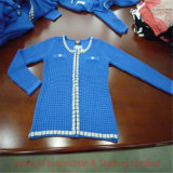 Woman′ S Knitting Jacket Final Random Inspection/ QC Panyu Factory