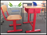 Adjustable Height Student Desk School Furniture (SF-04S)