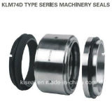 Replacement of Burgmann M74D Double End Face Mechanical Seal (KLM74D)