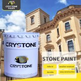 Stone Finish Paint Stone Imitation Paint Stone Effect Paint Decoration Exterior Wall Paint