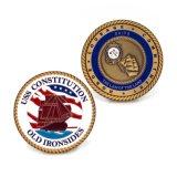 Custom High Quality Navy Challenge Coin