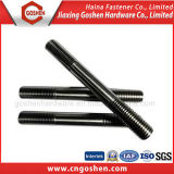 Carbon Steel Black Oxide Double End Thread Rod