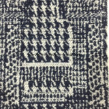 Plaid Weave Wool Fabric for Overcoat