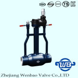 Full Welded Ball Valve for Underground