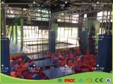 Cheap Rectangle Trampoline Body Building Trampoline for Children