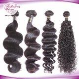 Wholesale Virgin Remy Hair Loose Wavy Peruvian Virgin Human Hair Extension