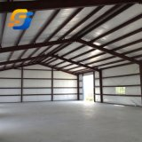 Chinese Cheap Prefab Metal Steel Construction Drawing for Warehouse