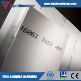 6061 T651 Polished Aluminum Alloy Sheet for Electronics Casings