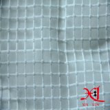 European Wind Lattice Design Chiffon for Dress