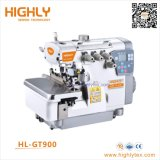 New Type Computerized Direct Drive Saving Energy Overlock Sewing Machine