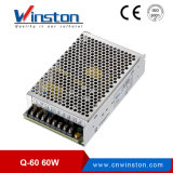 Q-60W Series Quad Output Switching Power Supply with Ce