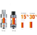 Original Smoktech Tfv8 Vape Tank, Smok Tfv8 Cloud Beast Tank for 120-260W