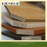 4*8 Feet EPA Certificate Melamine Particle Board with Competitive Price