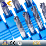 Ball Nose Tapered Carbide Corner Rounding End Milling Cutter