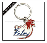 Custom Promotion Gift 3D Metal Keychain (BYH-10266)