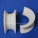 Chemshun Ceramic Saddle Ring as Chemical Packing (Al2O3: 17~22%)