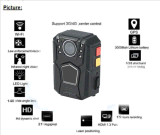 Wholesale Surveillance IP68 Police Body Digital Camera with WiFi Option