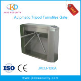 Semi-Auto 304 Stainless Steel Tripod Turnstile