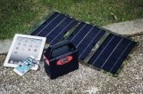 Lightweight Solar Power Generator Power Bank 40800mAh 100W