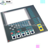 Membrane Switch with Metal Dome Polyester Graphic Overlay