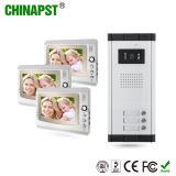 China Best 3 Apartments Video Door Phone Kit (PST-VDO1-3K)