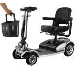 Heavy Duty Mobility Scooter ATV Full Suspension 4 Wheel Electric Scooter for Disabled