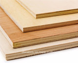 Commercial Plywood Birch Pine Okoume Bintangor Plywood Packing Plywood