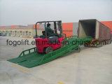 Container Loading and Unloading Platform Ramp Boarding Bridge