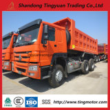 Tri Axles 40 Tons Sinotruk HOWO Dumper Truck for Construction
