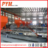 High Capacity Waste PP PE Film Recycling Line