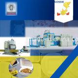 Plastic PS Foam Food Tray Box Making Machine Prices Gx-1100/1250s