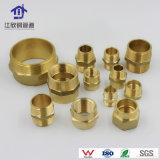 Brass Coupling Hex Nipple Adaptor Socket Bushing Plumbing Pipe Fitting