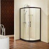 Shaneok European Design Safety Glass Shower Partition for Bathroom